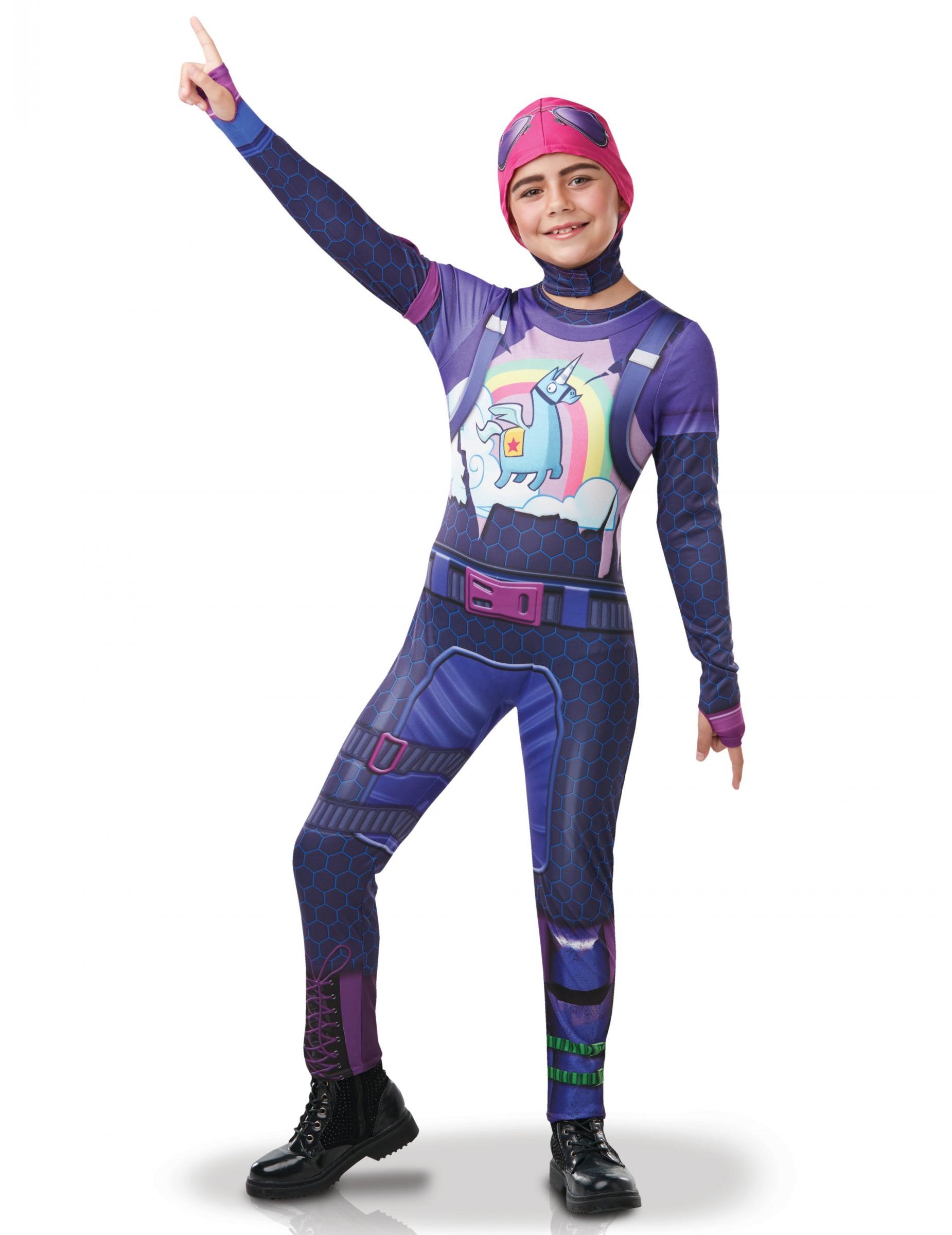Brite Bomber från Fortnite™ - Maskeradkläder för tonåringar 63f91f09cd3ff