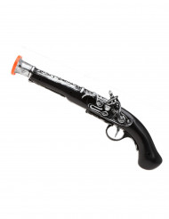 Piratpistol i plast för barn