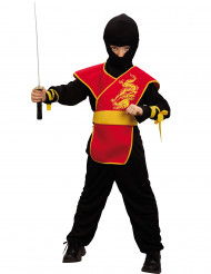 Eldens kämpe - Ninjadräkt för barn