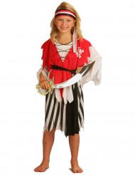 Vild pirat - utklädnad barn