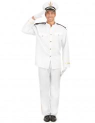 Sexig sjökapten - utklädnad vuxen