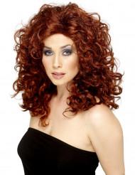 Redhead - Filmstjärneperuk till temafesten för vuxna