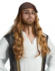 Peruk Jake Piraten herrar