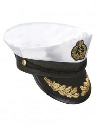 Skepparens kaptens hatt - Maskeradhattar för vuxna