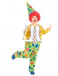 Clowndräkt barn
