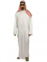 Kostym med inspiration av arabisk shejk herrar
