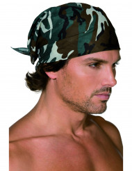 Militärisk Camouflage Bandana Vuxen
