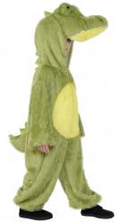 Maskeraddräkt krokodil barn