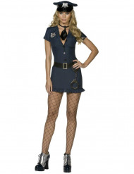 Sexig polisklänning - Utklädnad för vuxen