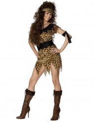 Leopardjägare - Förhistorisk dräkt för vuxna
