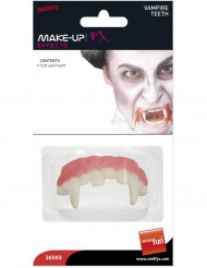 Vampyrtänder Halloween Vuxen