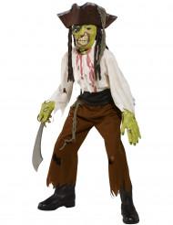 Monsterpiratdräkt för barn till Halloween