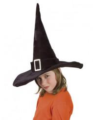 Häxhatt för barn till Halloweenfesten