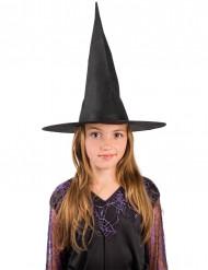 Häxhatt till Halloween i barnstorlek