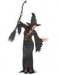 Arga Ava - Häxklänning till Halloween för vuxna