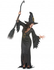 Häxdräkt Halloween