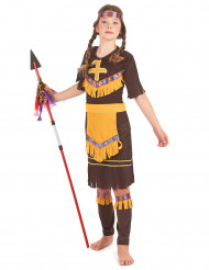 Indiandräkt för barn till maskeraden
