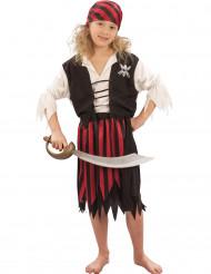 Piratdräkt för barn till festen