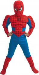 Spiderman™ med muskler - Maskeraddräkt för barn