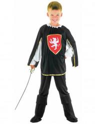 Glad Musketör - Maskeraddräkt för barn