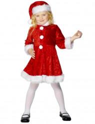 Jultomteklänning för barn