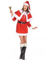 Tomteklänning till jul - Maskeraddräkt för vuxna