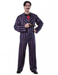 Maskeraddräkt Gomez Familjen Addams™ Halloween herrar