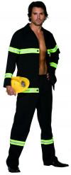 Maskeraddräkt sexig brandman man