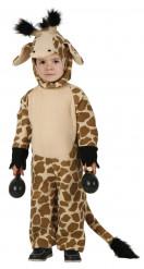 Maskeraddräkt giraff barn