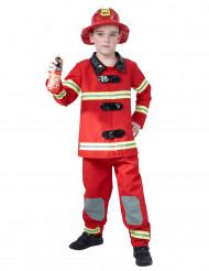 Brandmannen - Utklädnad  för barn till kalaset