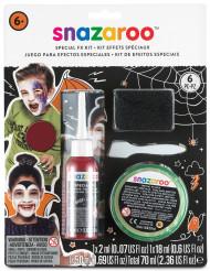 Kit specialeffekter sårskador FX Snazaroo™ Halloween