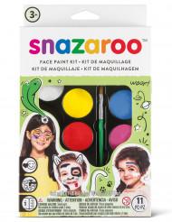 Sminkpalett blandade färger Snazaroo™