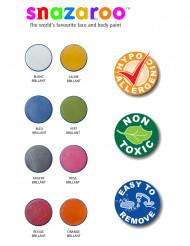 Pärlskimrande smink från Snazaroo™ 18ml