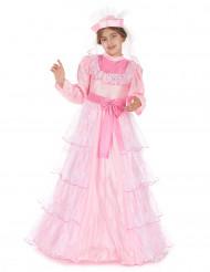 Viktoriansk prinsessklänning för barn