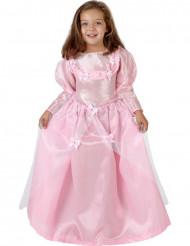 På rosa moln - Prinsessdräkt för barn till maskeraden