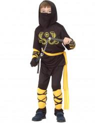 Ormens år - Ninjadräkt för barn