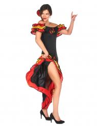 Flamencodräkt dam
