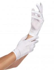 Vita handskar vuxen
