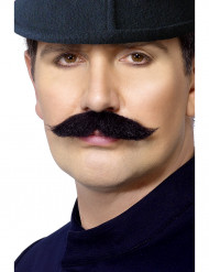 Mustasch som en engelsk polis - Tillbehör för vuxna