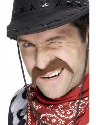 Cowboymustasch vuxen