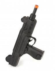 Pistol maskinvapen UZI militär i plast