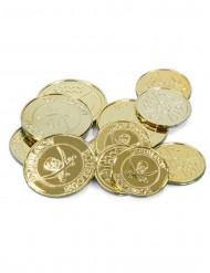 Piratskatt mynt