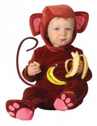 Apa med banan - Bebiskostym till kalaset