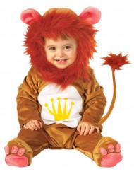 Lejondräkt bebis