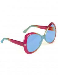 Glasögon i discostil för vuxen