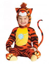 Tigerdräkt bebis