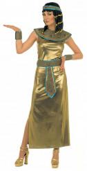 Egyptisk drottning-dräkt