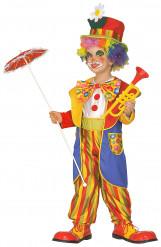 Choo Choo - Clownkläder för barn