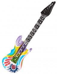 Elgitar i flera färger - Uppblåsbart rocktillbehör