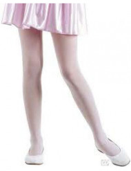 Strumpbyxor matta rosa barn